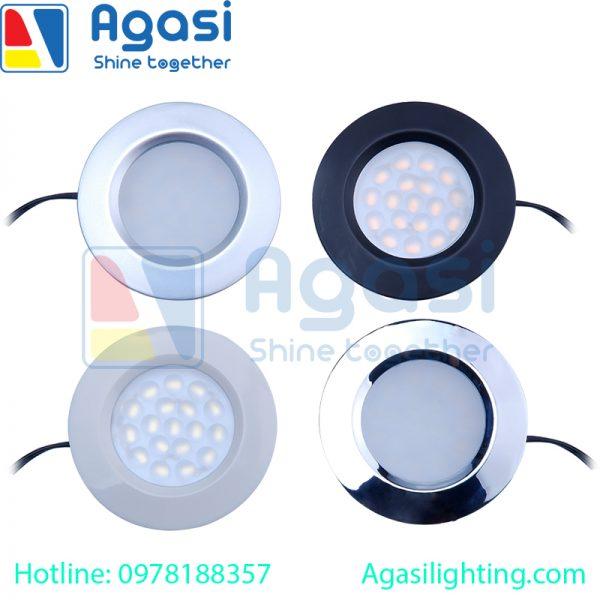 Đèn led trong chuyên sử dụng để trang trí và chiếu sáng các hệ tủ