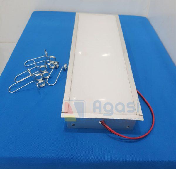 Đèn thanh nhôm profile chuyên sử để làm đèn âm trần âm tường, đèn định hình