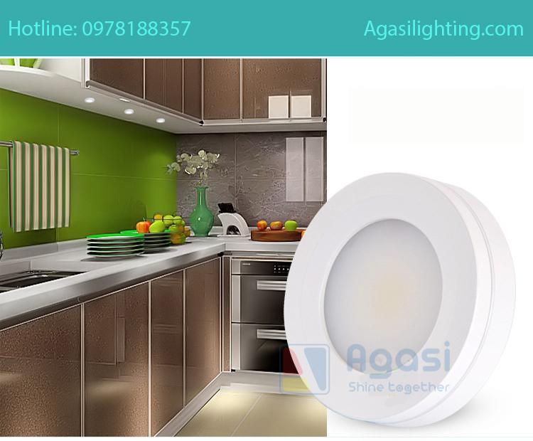 Đèn led cabinet trang trí và chiếu sáng trong các hệ tủ