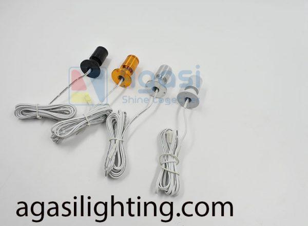 Đèn led sportlight âm tủ