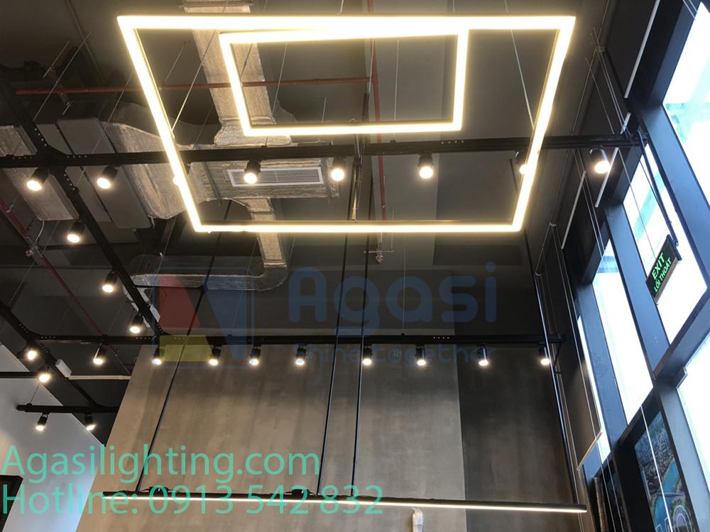 agasi chuyên cung cấp các sản phẩm đèn ray rọi chất lương cao, đạt độ thẩm mỹ cao trong trang trí và chiếu sáng