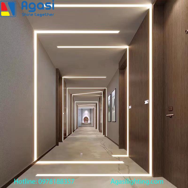 Đèn profile-đèn định hình led. Sản phẩm của sự sáng tạo.