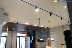 Đèn ray nam châm âm trần là gì? Ưu thế nổi bật của sản phẩm